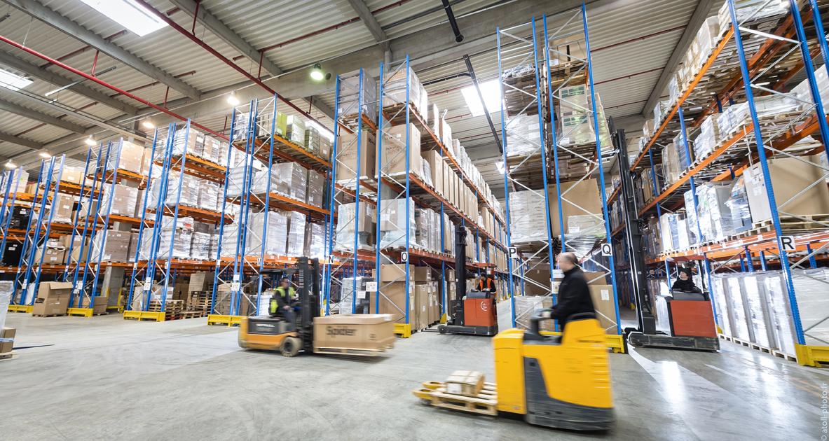Asiatisk Logistik Company I EU-4472
